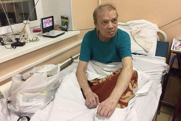 Накануне свой смерти Николай Годовиков лежал в больнице