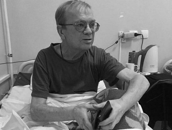 Умер известный актер Николай Годовиков