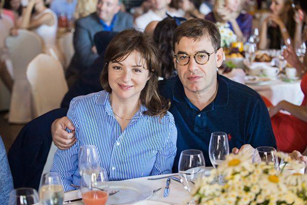 Со вторым мужем Всеволодом Шахановым