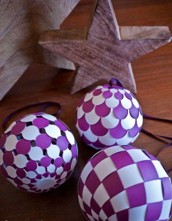 Плетенные шары