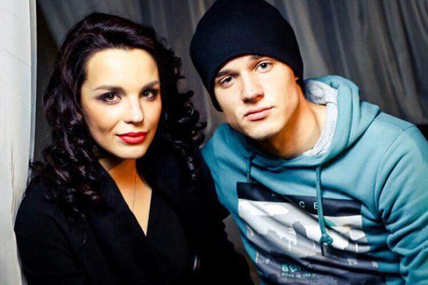 Ксения Лукьянчикова и Иван Жвакин
