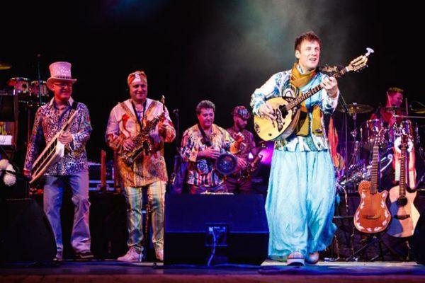 Валерий Дидюля на сцене