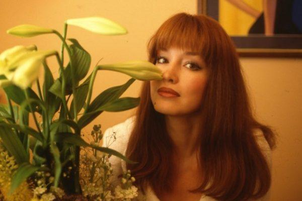 Актриса в начале карьеры