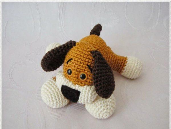 Собачки Амигуруми: схемы, амигуруми крючком, фото