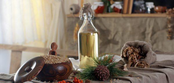 Масло кедра поможет вылечить гастрит