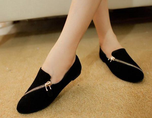 Обувь весна-лето на плоской подошве