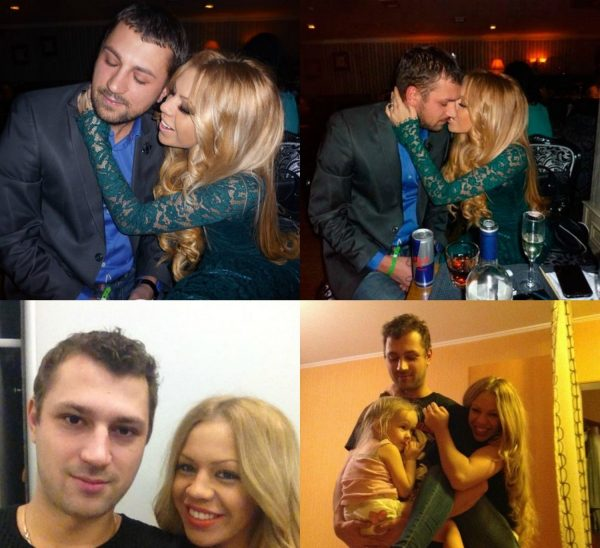 Никита с  Евгенией Алаевой