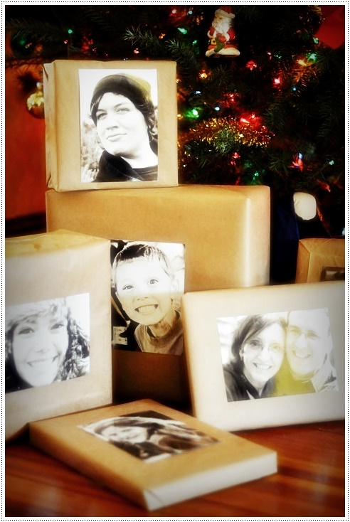 Оформление новогодних подарков своими руками: фото