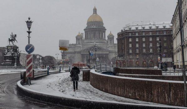 Погода на Новый год 2018 в СПб: прогноз синоптиков