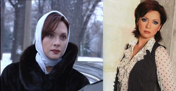 Ольга Дроздова известная актриса