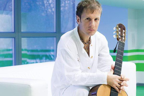 Известный музыкант Валерий Дидюля