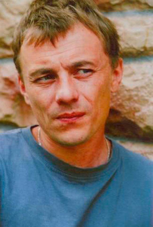 Олег Васильков актер