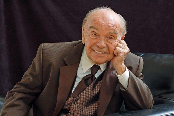 Умер великий композитор Владимир Шаинский