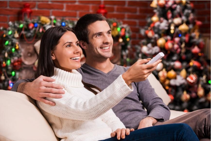 Новогоднее ТВ