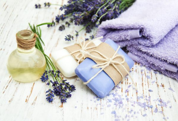 Ароматное мыло сделанное своими руками