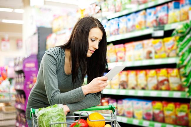 Планируем что приготовить и покупаем продукты согласно ингредиентам блюд