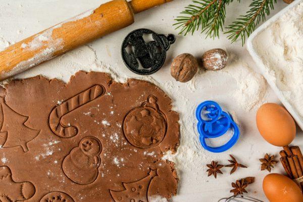 Как приготовить имбирное печенье от Юлии Высоцкой