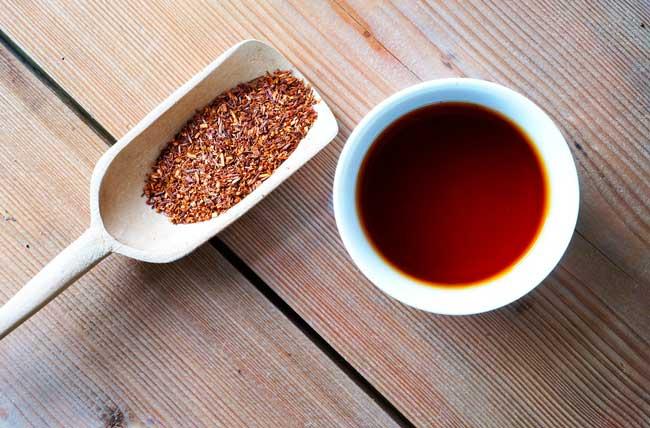 Ройбуш обладает древесно-ореховым вкусом