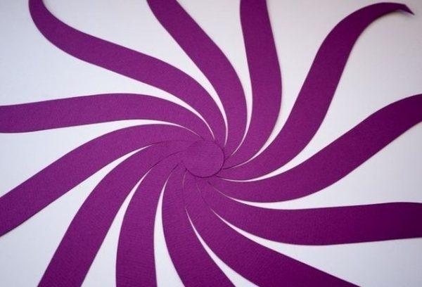 Новогодние шары из бумаги своими руками: фото-идеи, схемы