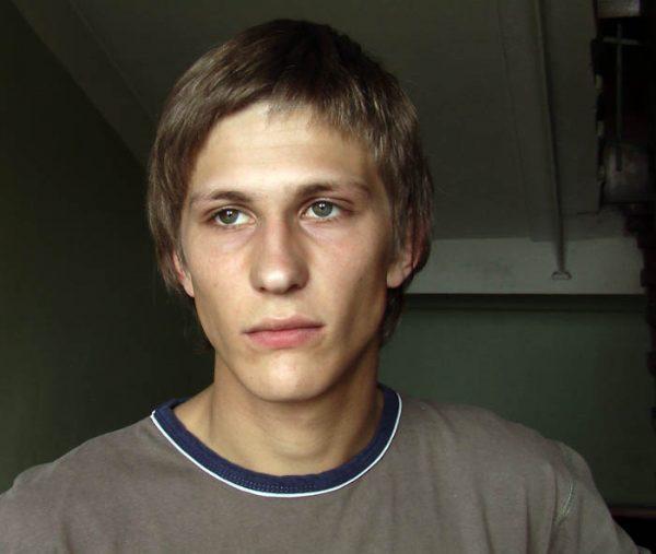 П. Чинарев в начале карьеры