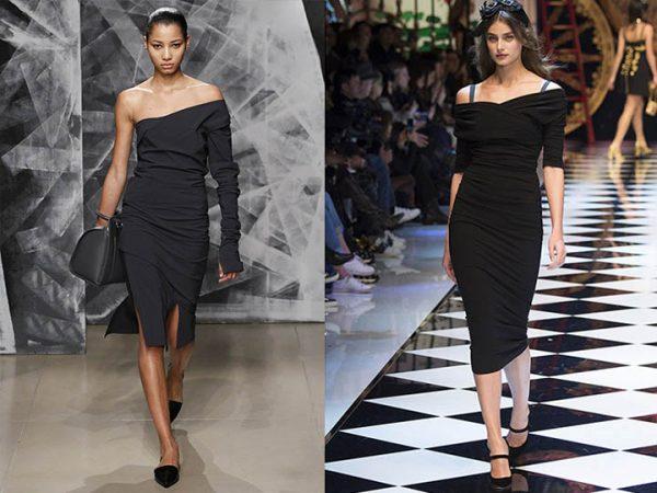 Маленькое черное платье будет всегда в моде