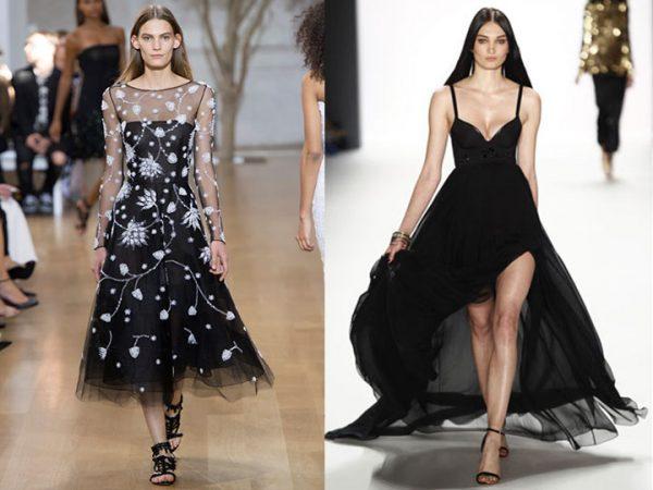 Женские платья в имперском стиле