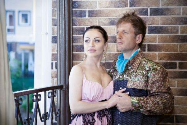 Бывшая супруга требует от Валерия алименты