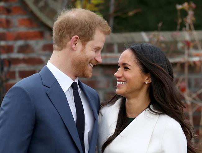 Принц Гарри и Меган