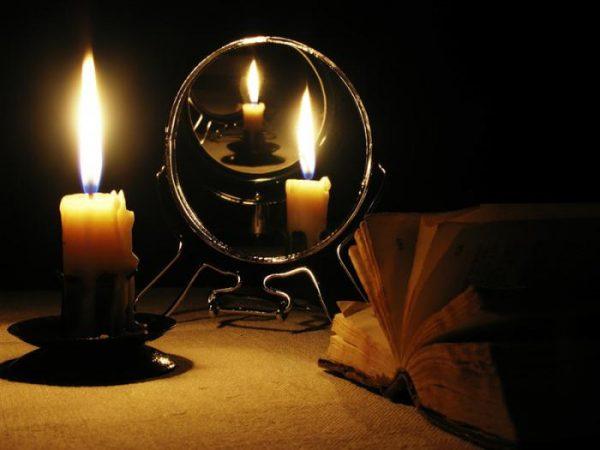 Гадание на суженого на свечах