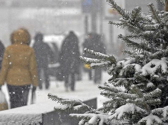 Состояние улиц зимой в Москве