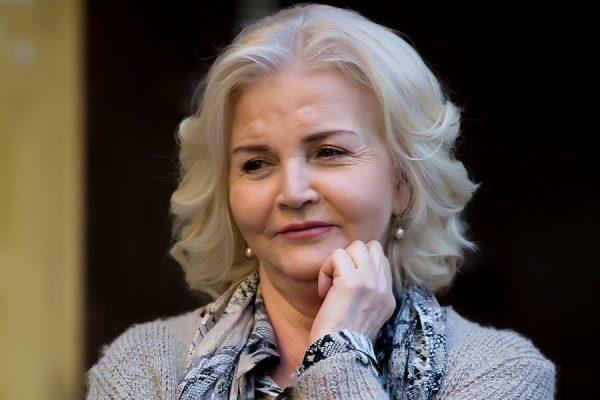 Актриса Ольга Науменко