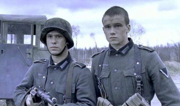 """Кадр из фильма """"Диверсант"""""""