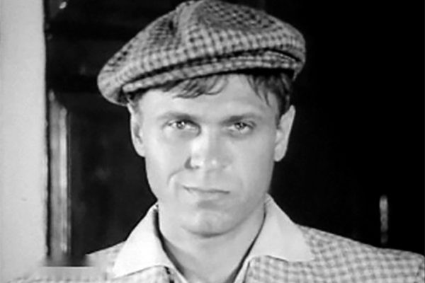 Владимир Меньшов в молодости