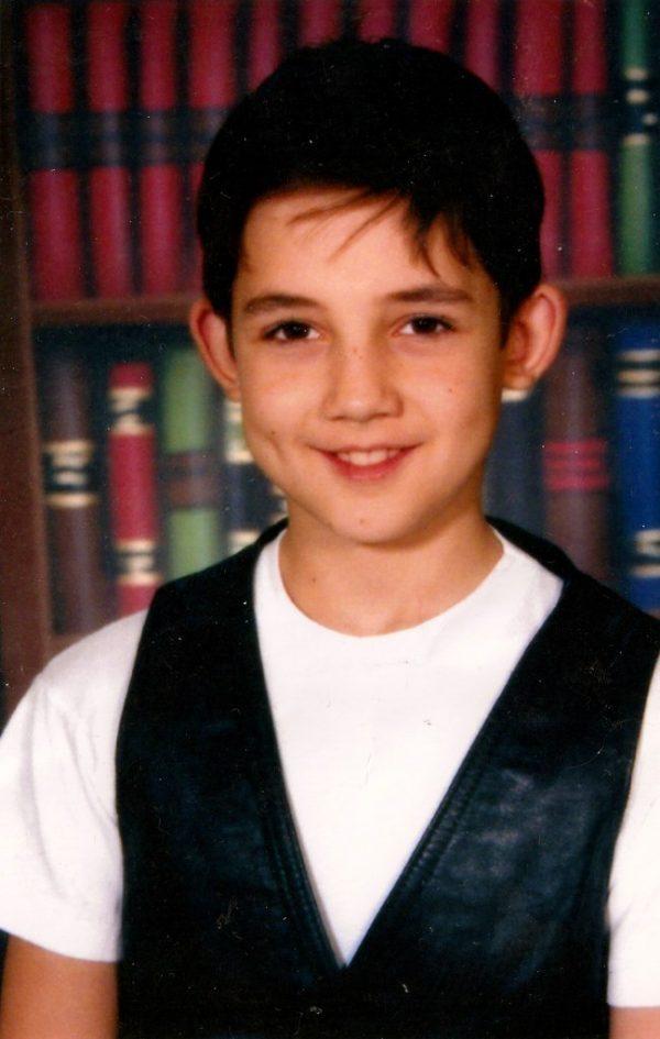 Детское фото Даниила