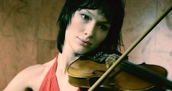 Екатерина Маликова в молодости