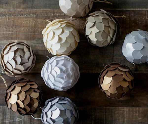 Eloshnie_shari_svoimi_rukami_12 Как сделать шарик из бумаги своими руками? Бумажные шары на Новый год