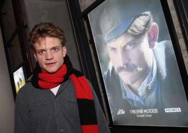 Евгений Ткачук - российский актер