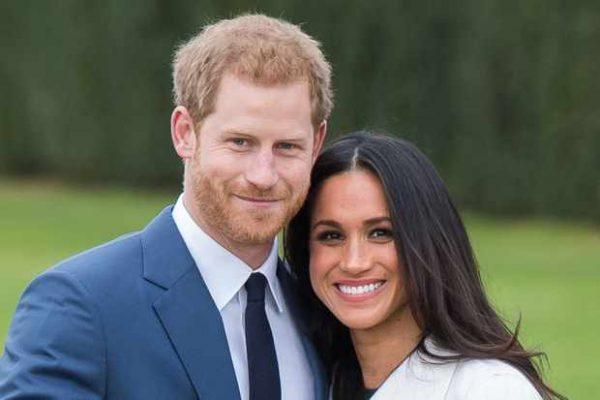 Свадьба принца Гарри и Меган Маркл состоится весной 2018 года