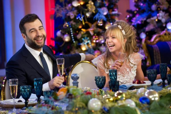 Новогодняя ночь на первом канале