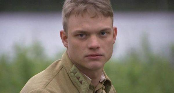 Молодой Евгений Ткачук