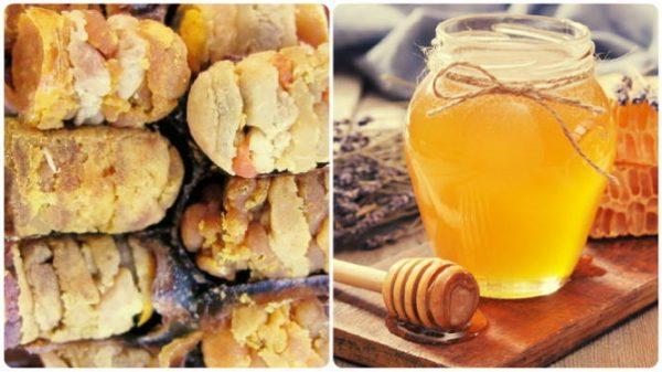Не желательно принимать пчелиный продукт при сильных аллергических реакциях
