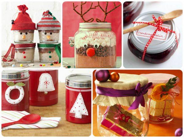В качестве подарка на Новый год можно вручить сладости