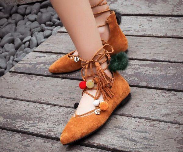Необычная повседневная обувь