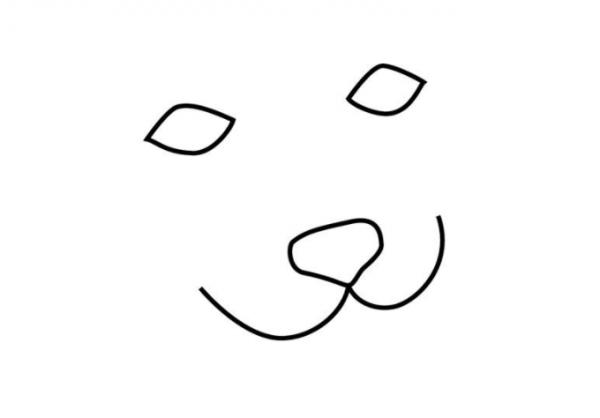 Как нарисовать сидящую собаку - фото 2