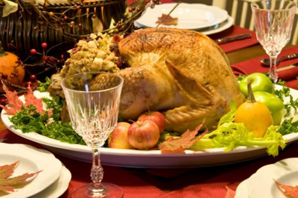 Горячие блюда на Новый год