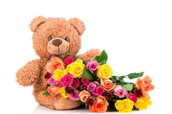 Подарите любимой девушке букет цветов
