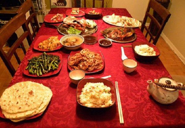 Что приготовить на китайский Новый год