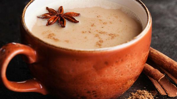 Лечебный чай с добавлением звездочек бадьяна
