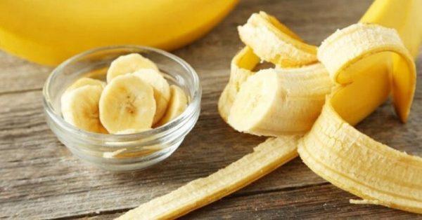 Мякоть бананов