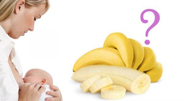 Можно ли есть бананы при грудном вскармливании